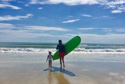Molli Miller Surf Student