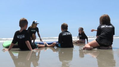 Molli Miller Surf School Groups & Camps