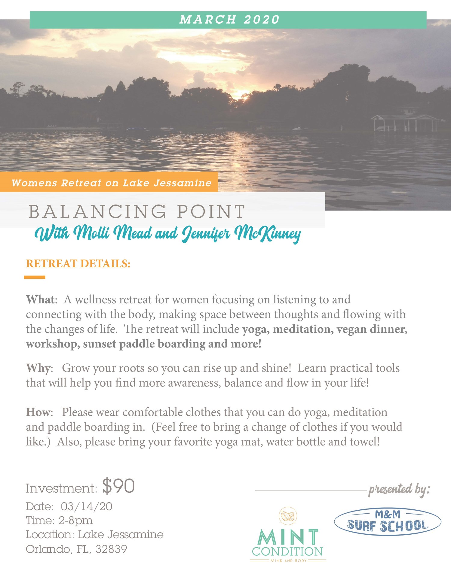 Balancing Point Full Page Flyer 2020